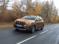 2021 Dacia Sandero, 8 of 12