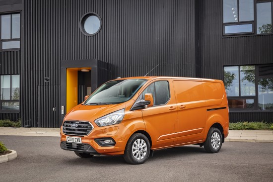 Ford Fiesta and Transit-Tourneo