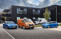 2021 Ford Fiesta and Transit-Tourneo, 1 of 6