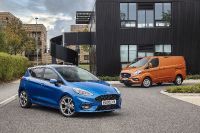 2021 Ford Fiesta and Transit-Tourneo, 2 of 6