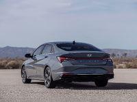 2021 Hyundai Elantra Hybrid , 4 of 8