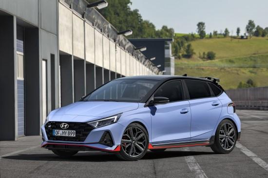 Hyundai i20 N New