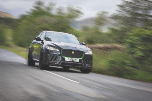 Jaguar F-PACE SVR (2021) | HD Pictures @ Automobilesreview
