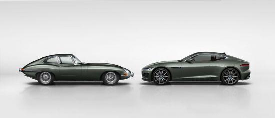 Jaguar F-TYPE Heritage