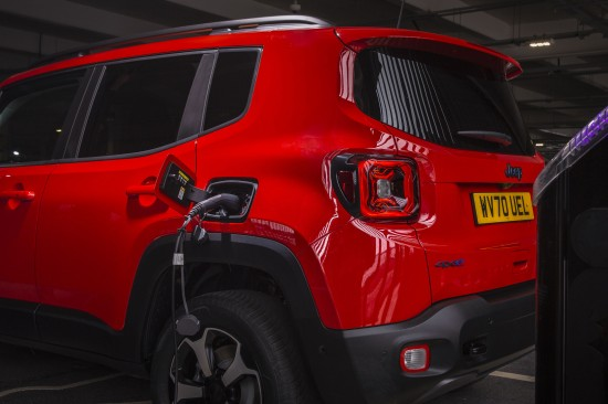 Jeep Renegade 4xe Limited
