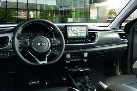 Kia Stonic Mild Hybrid