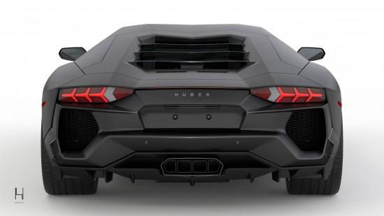 Lamborghini Aventador ERA