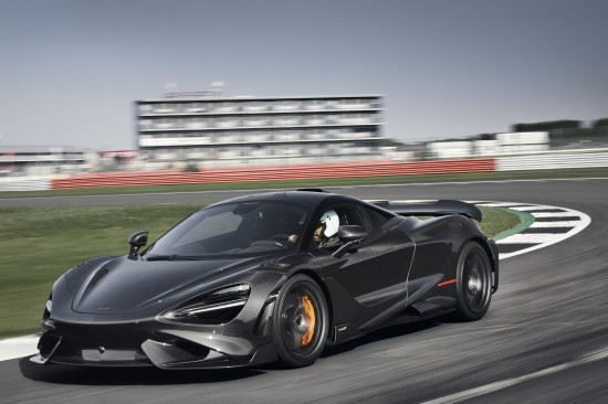 McLaren 765LT Visual Carbon Fibre