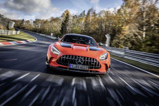 Mercedes-AMG GT Black Series new