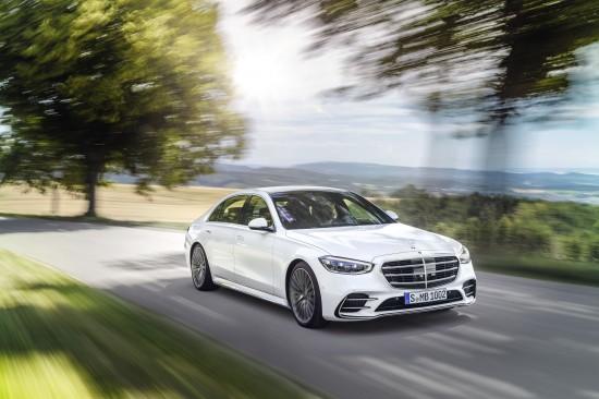 Mercedes-Benz S-Class new Generation