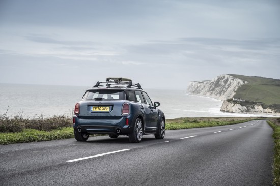 MINI Countryman Boardwalk Edition