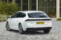 2021 Peugeot 3008 Hybrid, 5 of 12