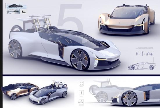 Polestar vehicles