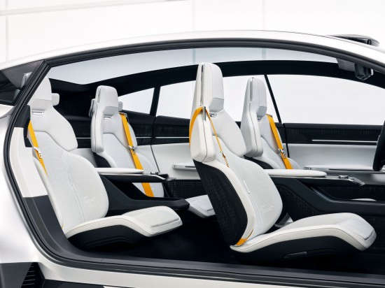 Polestar vehicles