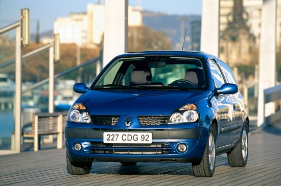 Renault Clio 30 years
