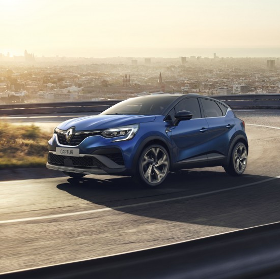 Renault E TECH Range