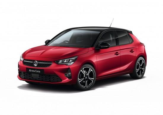 Vauxhall Corsa SRi Nav Premium