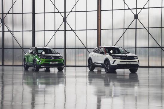 Vauxhall Mokka and Mokka-e
