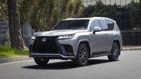 2022 Lexus LX 600, 1 of 21