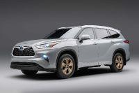 2022 Toyota Highlander Hybrid-Only Bronze Edition, 2 of 36
