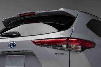 2022 Toyota Highlander Hybrid-Only Bronze Edition, 5 of 36