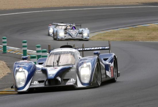 24 Hours Le Mans: June
