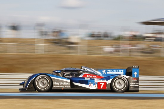 24 Hours Le Mans: June