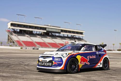 2wd global rally cross veloster