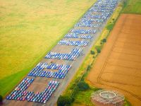 30 mile McRae convoy smashes world records