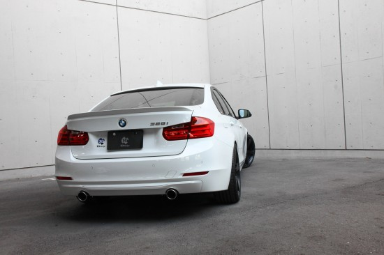 3D Design BMW 3-Series F30 Body Kit