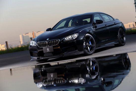 3D Design BMW M6 GranCoupe