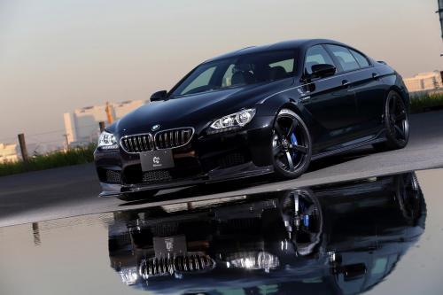 3D дизайн BMW М6 GranCoupe
