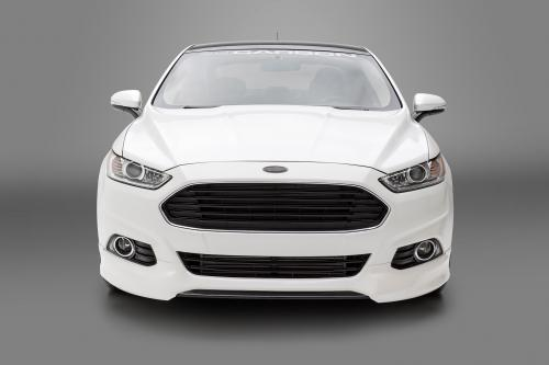 Смелый, сильный и агрессивный: Соединенные 3dcarbon Форд Фьюжн