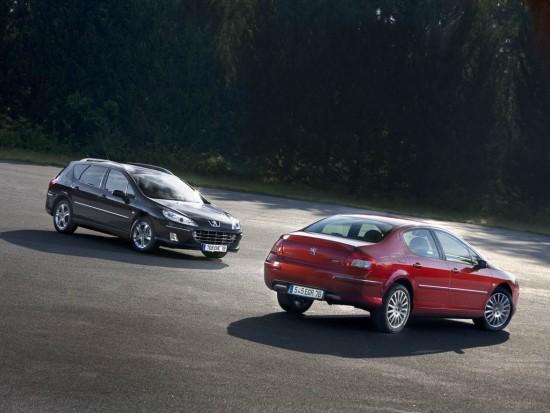 Peugeot 407 Renewed