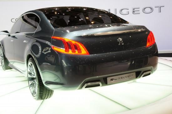 5 by Peugeot Geneva
