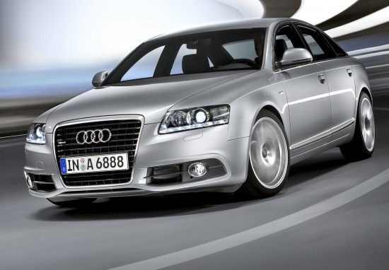 Audi RS 6 and A6 range