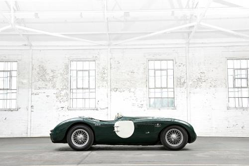 Jaguar XK - Наследие легендарного спектакля