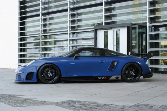 9ff Porsche GT9-R