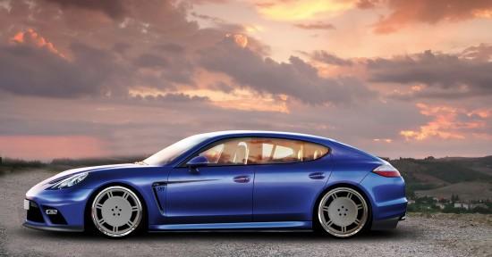 9ff Porsche Panamera Turbo