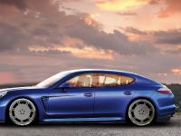 9ff Porsche Panamera Turbo, 3 of 5