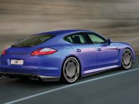 9ff Porsche Panamera Turbo, 4 of 5