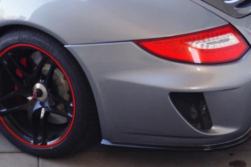9ff чтения 9 - чрезвычайно мощный Porsche 997 Turbo