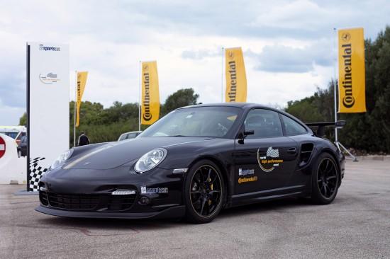 9ff Porsche TR 1000