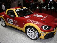 thumbnail image of Abarth 124 Rally Geneva 2016