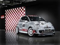 Abarth 500 Assetto Corse, 3 of 6