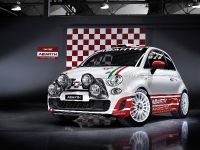 Abarth 500 R3T, 1 of 2