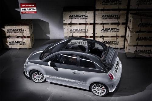 Abarth готовит EsseEsse для показа на Paris Motor Show