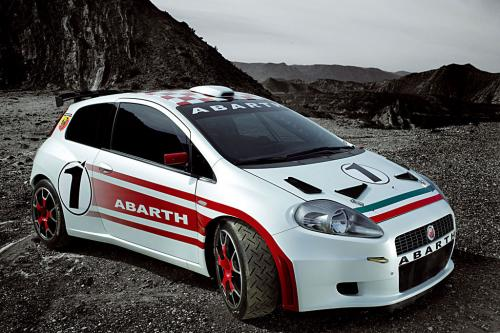 Abarth Grande Punto S2000