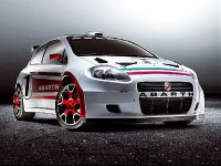 Abarth Grande Punto S 2000, 4 of 5