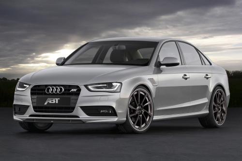 ABT Audi A4 2012